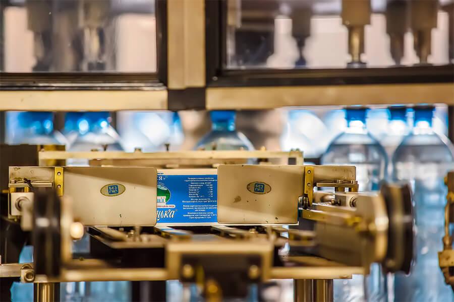 Трускавецька мінеральна вода завод нафтуся виробництво6