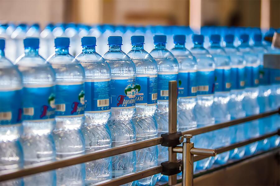 Трускавецька мінеральна вода завод нафтуся виробництво5