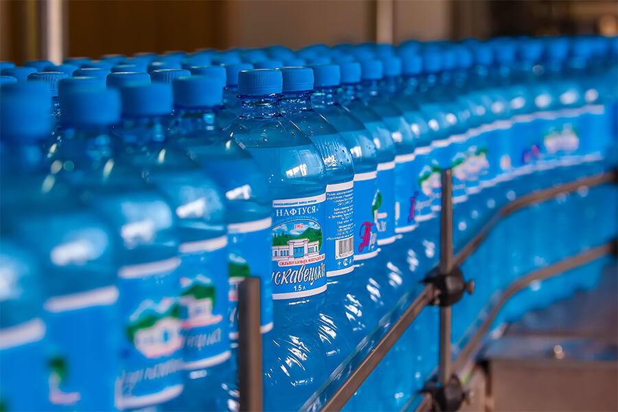 Трускавецька мінеральна вода завод нафтуся виробництво