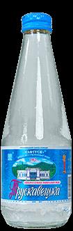 Трускавецька мінеральна вода скляна пляшка 0.33л
